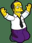 Gil Kneeling