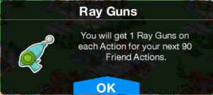 90 Neighbor Actions Ray Guns 1