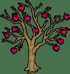 Valentines Treee