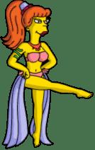 Princess Kashmir Practice Kicking
