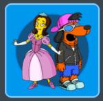 Princess Penelope & Poochy