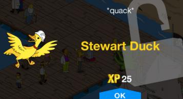 stewart duck unlock