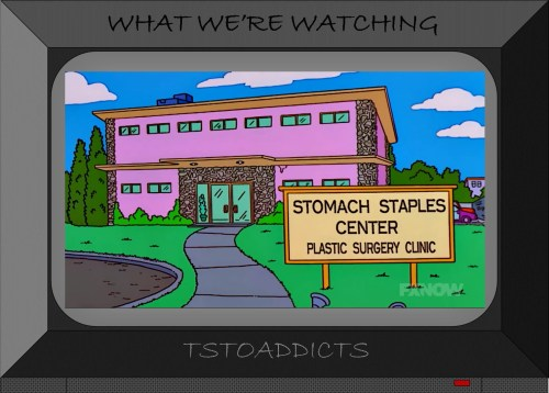 Stomach Staples Center