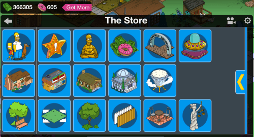 The Store Expanded