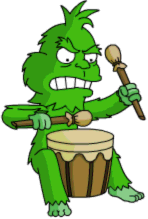 Grumple Play Grump Drum