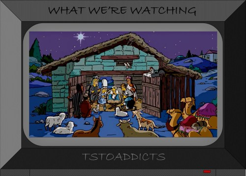 Simpsons First Christmas