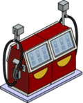 gas pump TSTO