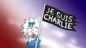 Je Suis Charlie Simpsons
