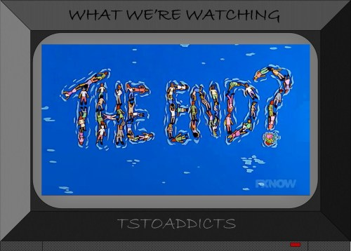 Simpsons The End