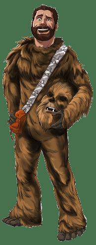 Wookiee PNG