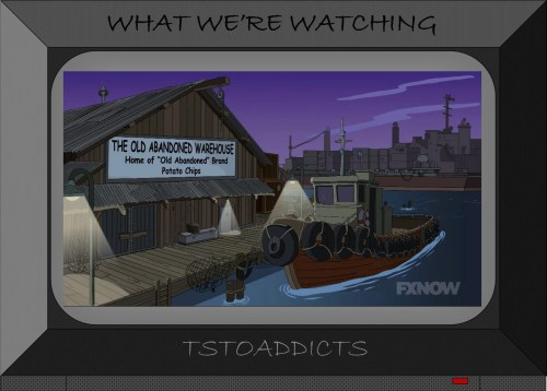 Abandoned Warehouse TSTO