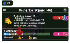 Cape Super Squad HQ Payout Springfield