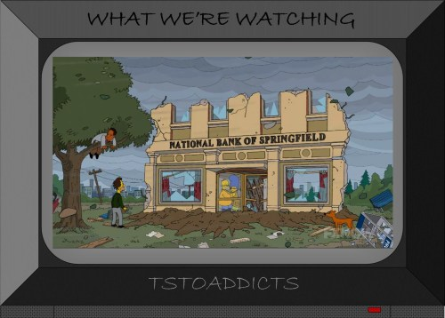 National Bank of Springfield Tornado