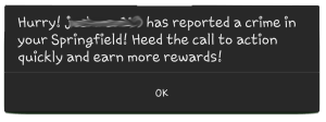 Reported Crime