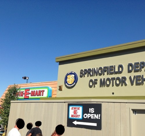 Springfield Universal Hollywood 4