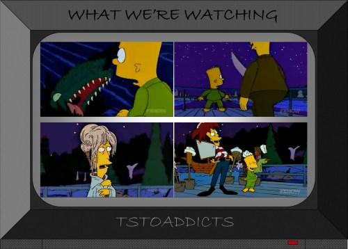 Cape Feare Simpsons