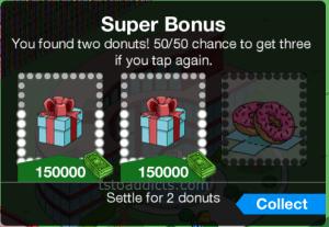 Digging Deep Super Bonus 50 50 Chance