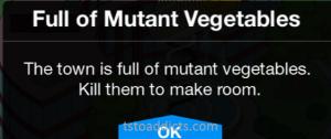 Full of Mutant Vegatables Springfield