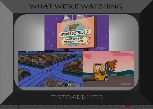 Abattoir & Costello LLC Simpsons