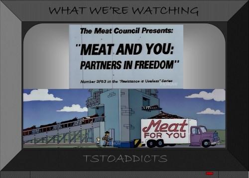Slaughterhouse Troy McClure Simpsons