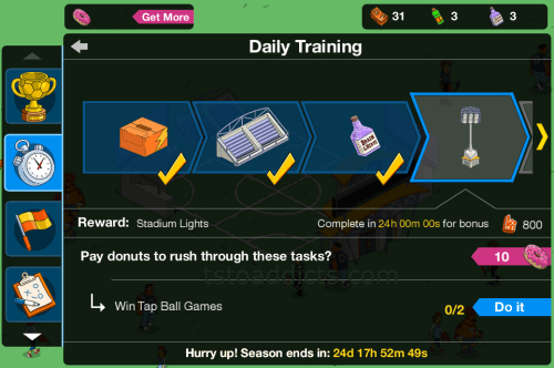 Day 4 Daily Training