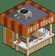 Krustyland Fried Dough Stand