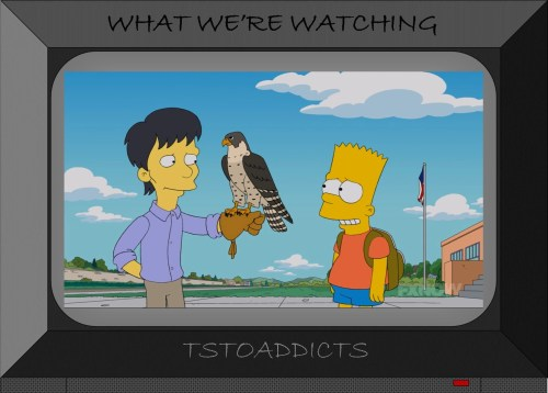 Diggs and Freedom Simpsons