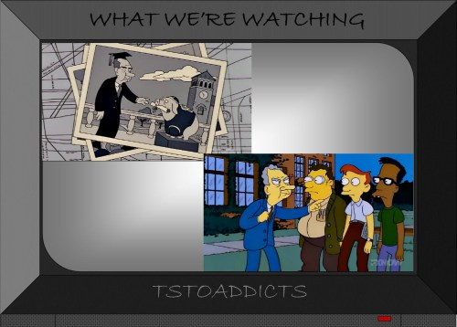 President Richard Milhous Nixon Simpsons 2