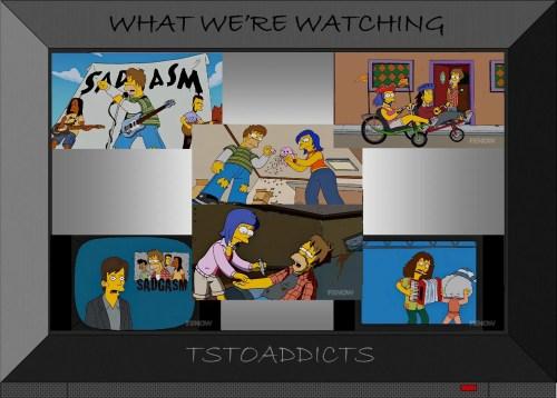 That 90s Show Simpsons Sadgasm
