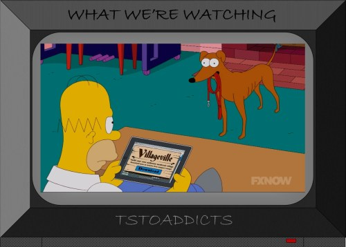Villageville Simpsons