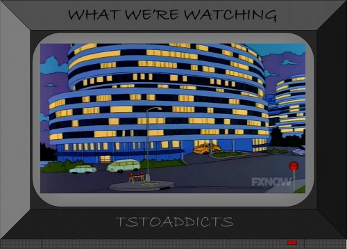Watergate Hotel Simpsons
