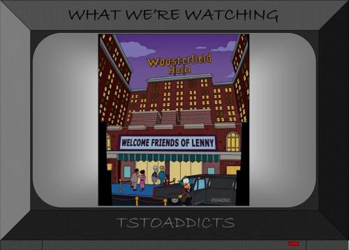 Woosterfield Hotel Simpsons