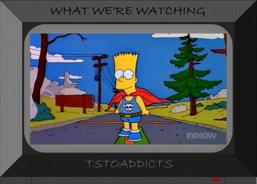 Daredevil Bart Simpsons