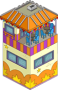 Krusty Station Drive Thru Extension