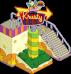 Krusty Station Drive Thru Stairs