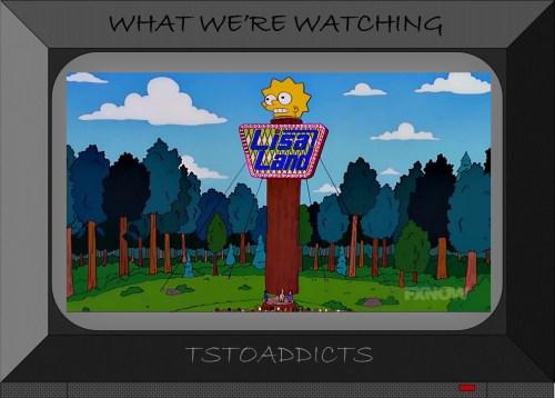 Lisa Land Simpsons
