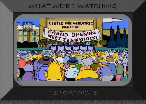 Center for Geriatric Medicine Simpsons