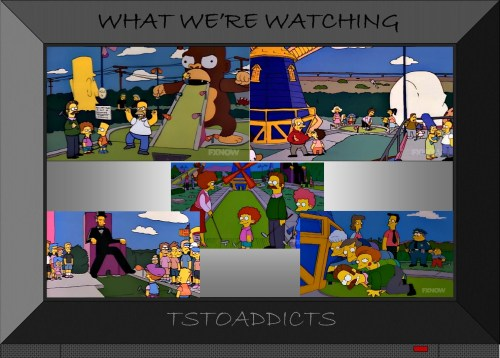Golf Simpsons 2