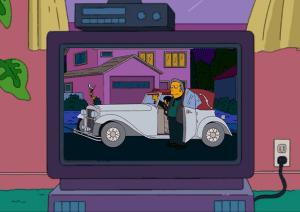 Mafia Car 1