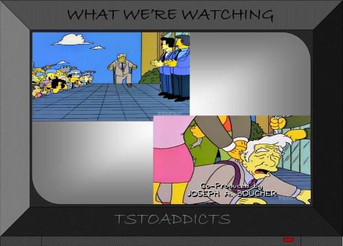 Matlock Simpsons