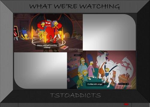 Moe Demon Simpsons