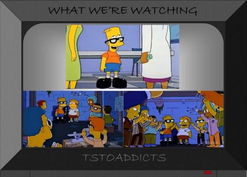 Nerd Bart Simpson Excelsior