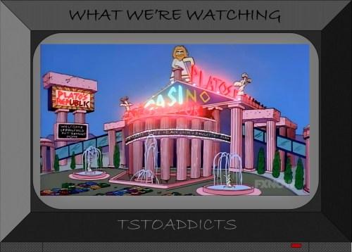 Plato's Republic Casino Simpsons