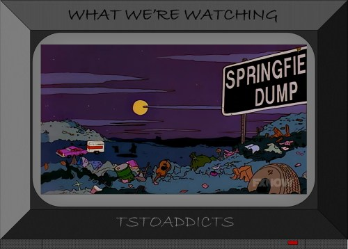 Springfield Dump Simpsons