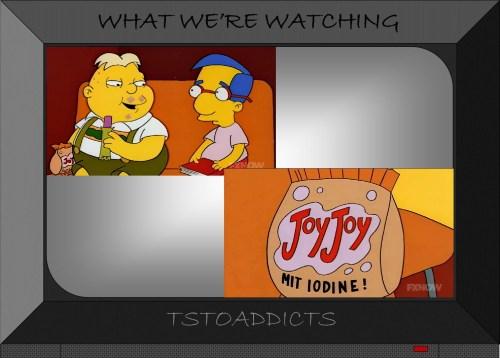 Uter Joy Joy Marzipan Candy Simpsons