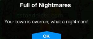 Full of Nightmares