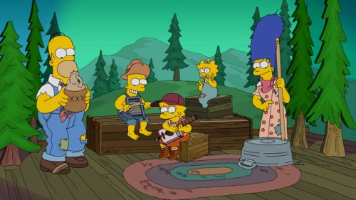 THE SIMPSONS: When a modernized Springfield elementary has a technical meltdown, Lisa transforms it into a Waldorf school. Meanwhile, Groundskeeper Willie becomes the coach of the mathletes in the all-new ÒMathleteÕs FeatÓ season finale episode of THE SIMPSONS airing Sunday, May 17 (8:00-8:30 PM ET/PT) on FOX. THE SIMPSONS ª and © 2015 TCFFC ALL RIGHTS RESERVED.