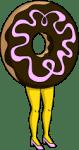 Model Donut
