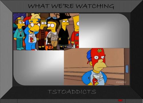 Radioactive Man Costume Pajamas Milhouse Simpsons