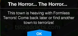 Too Many Formless Terrors